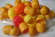 Шарики - шумелки для детей своими руками